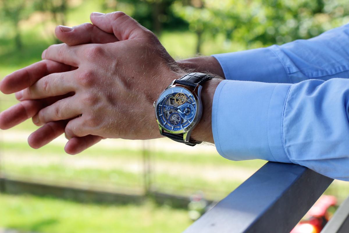 Zegarek Carl von Zeyten FREIBURG casual style