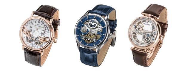 zegarki męskie automatyczne